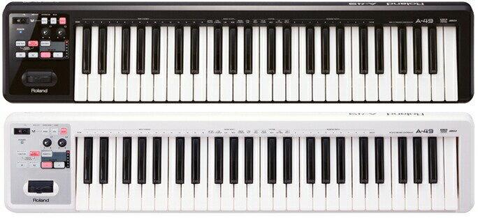 Roland A-49 (49鍵盤)【Ableton Live Lite同梱】【p5】