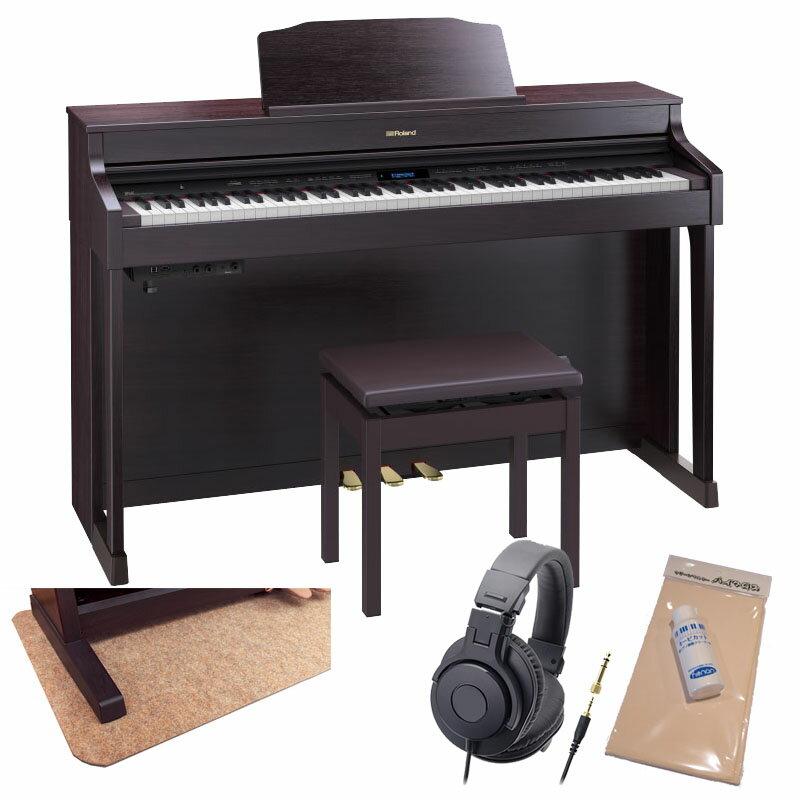 【当店限定・3年保証】Roland HP603A-CRS [クラシックローズウッド調仕上げ]【数量限定!豪華3大特典+汎用ピアノマットセット!】【全国配送・組立設置無料(※沖縄・離島は除く)】【p10】