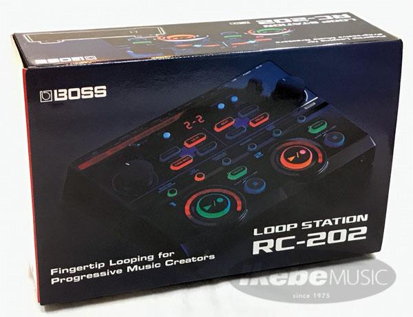 BOSS RC-202【美品中古】【パワーレック限定特価】【あす楽対応】