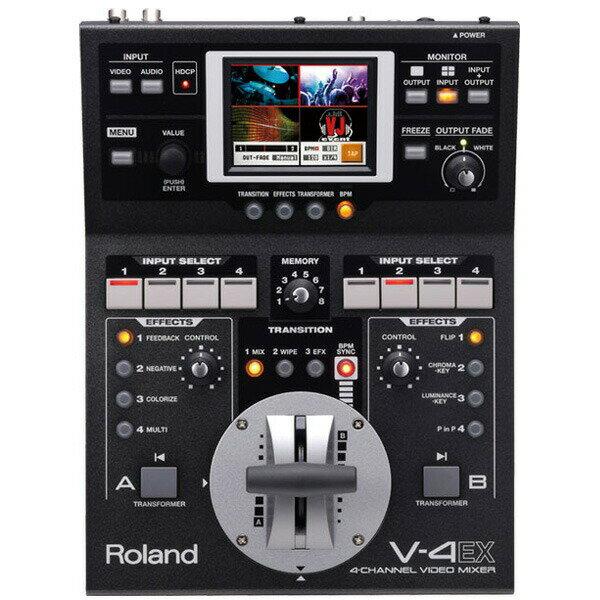 Roland V-4EX【p10】【あす楽対応】【土・日・祝 発送対応】