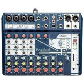 Soundcraft Notepad-12FX(配信おすすめ機材!)
