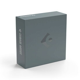 Steinberg Cubase Artist 10.5(通常版)(USB-eLicenser同梱)