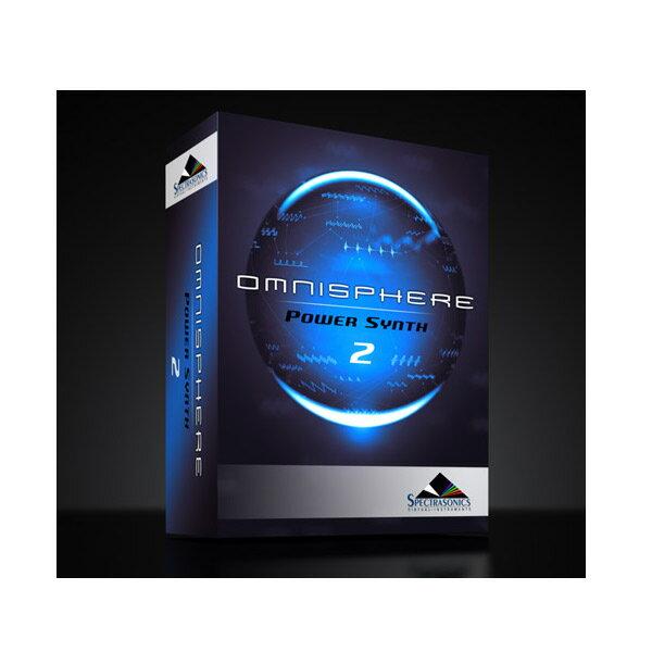 SPECTRASONICS OMNISPHERE 2 (USB Drive)【USBインストーラー版】【Spectrasonics Autumn Sale 2017】【数量限定特価!在庫限り!】【あす楽対応】【p8】