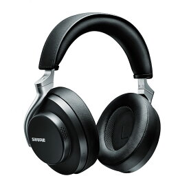 SHURE AONIC50(SBH2350-BK-J)(ブラック)(国内正規品・2年間保証)【あす楽対応】【土・日・祝 発送対応】