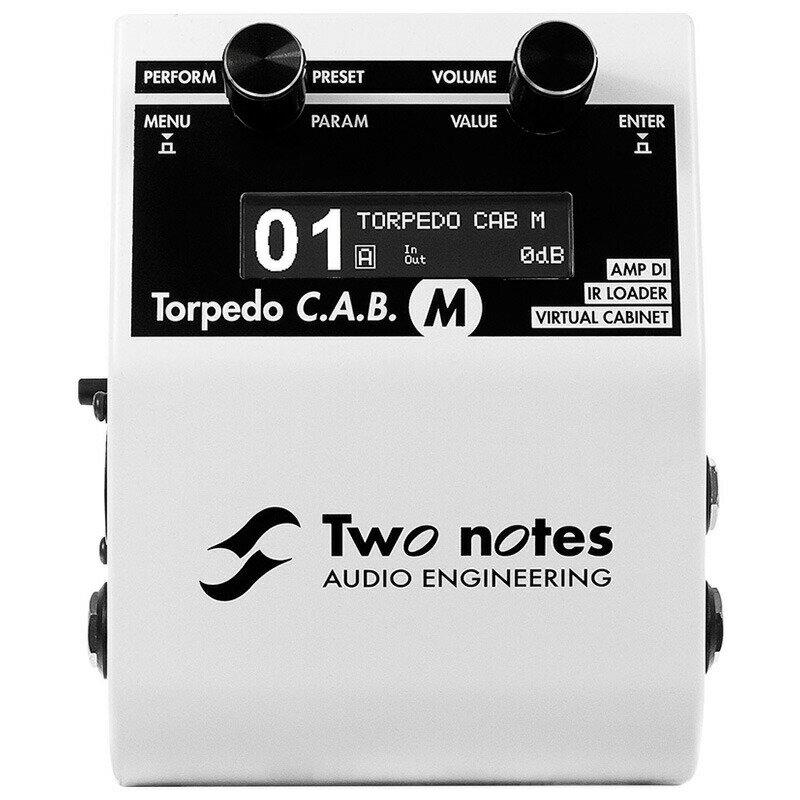 Two notes Torpedo C.A.B. M【あす楽対応】【土・日・祝 発送対応】