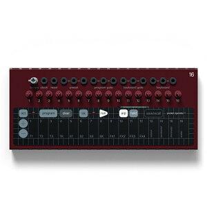 Teenage Engineering PO modular 16 【Fluid Audio C5/C5W(pair)台数限定・セット購入キャンペーン!】