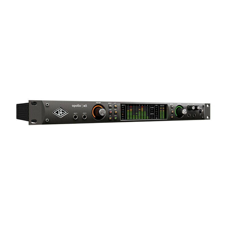 Universal Audio Apollo x8【数量限定!イヤホン「SHURE SE215-K-BT」プレゼント中!】 【p10】