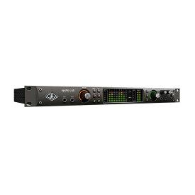 "Universal Audio Apollo x8【期間数量限定!""Apollo Rack + Free Satellite""プロモ対象】【期間限定タイムセール!】【あす楽対応・土日祝発送可能】"