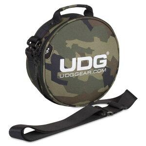 UDG U9950BC/OR ヘッドフォンバッグ Camo/Orange