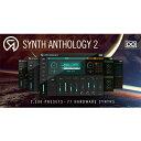 UVI Synth Anthology 2(オンライン納品専用)※代金引換はご利用頂けません。【送料無料