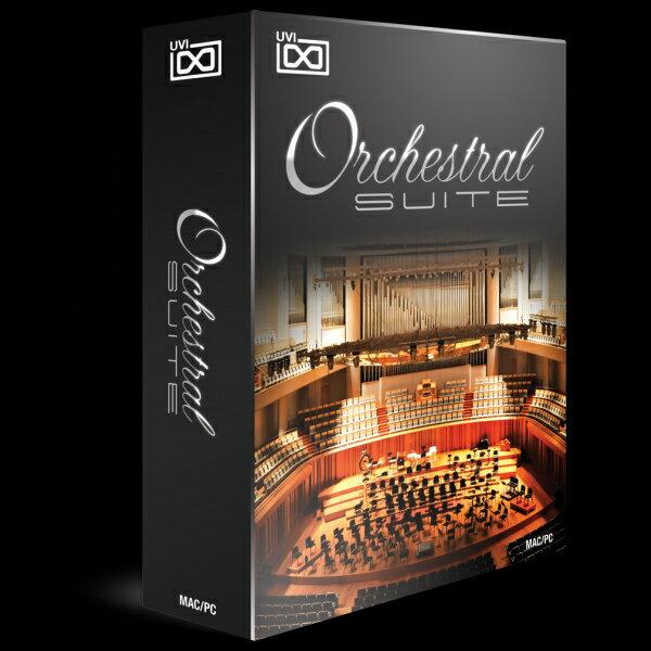 UVI Orchestral Suite(オンライン納品専用) ※代金引換、後払いはご利用頂けません。【送料無料】
