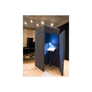 VERY-Q VQ910 Vocal Booth Set(VQ1820-W x2 + VQ910-HAT + マジックテープ)【代引き不可・配送日時指定不可】※ご注文確定後のキャンセルは承っておりません。