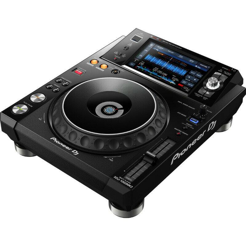 Pioneer DJ XDJ-1000MK2 【USBフラッシュメモリプレゼント!】 【あす楽対応】【土・日・祝 発送対応】【P10】