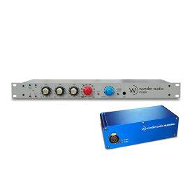 Wunder Audio PEQ2R w/BLUE (お取り寄せ商品・納期は別途ご案内)