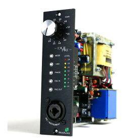 Wes Audio DUE-PRE (API500モジュール、ブリティッシュ/アメリカン 2モードマイクプリ)(VPR Alliance)【国内正規品】