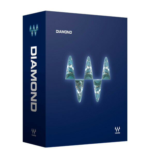 WAVES DIAMOND【WAVESプロモーション特価】(オンライン納品)※代引き不可【p5】