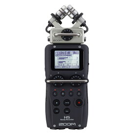 ZOOM H5 Handy Recorder【p5】