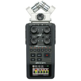 ZOOM H6 Handy Recorder【p5】