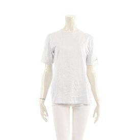 エルメス HERMES Tシャツ カットソー コットン 水色 【レディース】【中古】【送料無料】