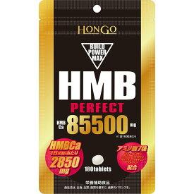 【あす楽】Hongo HMB PERFECT HMB パーフェクト 85500 (350mg×300粒) HMBカルシウム 栄養補助食品 ※軽減税率対象商品