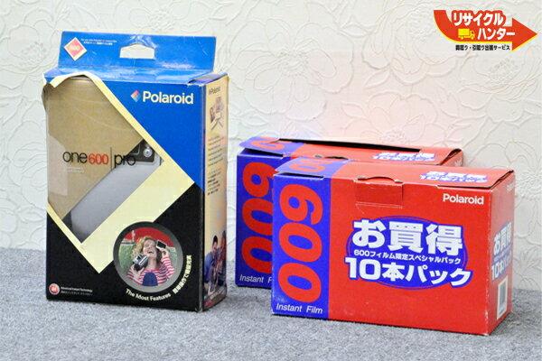 ポラロイドカメラ■ポラロイド インスタントカメラ■One 600 pro