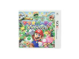 Nintendo/任天堂 NINTENDO3DS マリオパーティ スターラッシュ 中古