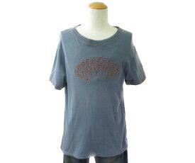DOLCE & GABBANA/ドルチェ&ガッバーナ 半袖 コットン Tシャツ (XL) 中古