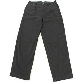 【中古】◆tricot COMME des GARCONS トリココムデギャルソン パンツ サイズM◆ black /黒/ブラック/Lサイズ相当/レディース/ボトムス