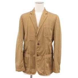 ◆COMME des GARCONS HOMME コムデギャルソンオム 2Bジャケット サイズM◆ ブラウン/brown/メンズ/アウター/サンプル品【中古】