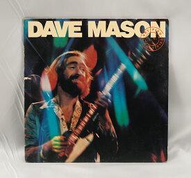 【中古品】CERTIFIED LIVE Dave Mason(輸入盤) LP 送料無料
