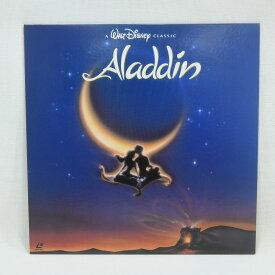 【中古】レーザーディスク アラジン Walt Disney Classics(日本語字幕) 送料無料