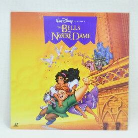 【中古】レーザーディスク ノートルダムの鐘 Walt Disney Classics (日本語字幕) 送料無料