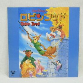 【中古】レーザーディスク ロビンフッド 二か国語版(日本語・英語) 送料無料