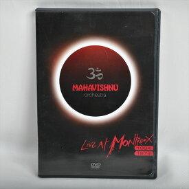 【中古品】Live at Montreux 1984/1974 輸入盤DVD MAHAVISHNU ORCHESTRA(マハヴィシュヌ・オーケストラ)