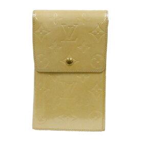 b73c1141fa40 中古 LOUIS VUITTON(ルイヴィトン) 財布 3つ折り財布 ヴェルニ ウォーカー ショルダーストラップなし【中古】