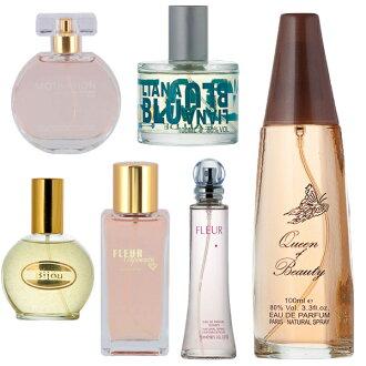 Eau de Parfum perfume women-France made refreshing choice from 100 mL 5 Queen of beauty Mallorca girl Jolie exotic little devil cute floral