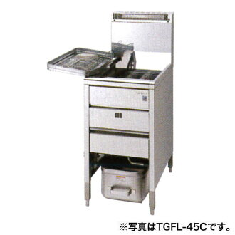 Tunica gas Fryer NB-TGFL-C35 1 basin 15 liter 350 x d 600 x 800 (mm) height