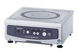 新品:ホシザキ電磁調理機器幅350×奥行450×高さ150 HIH-2CE-1