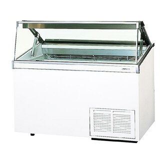 Panasonic (old Sanyo) refrigerated showcase dipping case (ice cream show case) SCR-VD14NA
