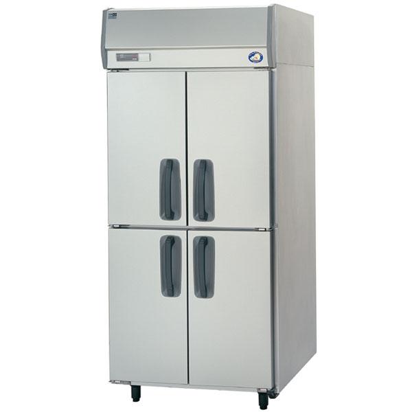 新品:パナソニック  業務用冷蔵庫 タテ型 SRR-K961S 4ドアタイプ インバーター制御 ピラーレスタイプ幅900×奥行650×高さ1950(mm)【 業務用 冷蔵庫 】【 パナソニック 冷蔵庫 】【 厨房機器 】