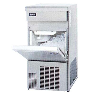 新品:パナソニック  製氷機 SIM-S2500Bアンダーカウンタータイプ 25kg【 サンヨー 製氷機 】【 製氷機 業務用 】