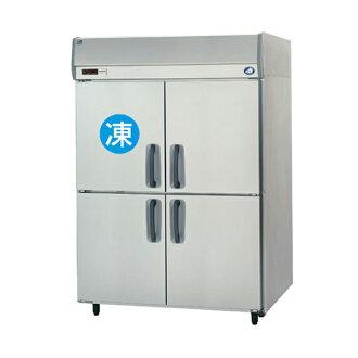 松下 (老三洋) 四门商用冷柜冰箱垂直 SRR K1581CS (old-:SRR-J1581CVSA) 1 冷冻的式宽度 1460 x d 800 x 高度 (mm) 1950年