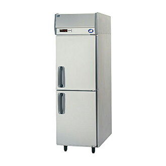 Panasonic (old Sanyo) commercial refrigerator vertical SRR-K681 (old-:SSR-J681VA) 2 door type Inverter control width 615 x 800 depth x height (mm) 1950