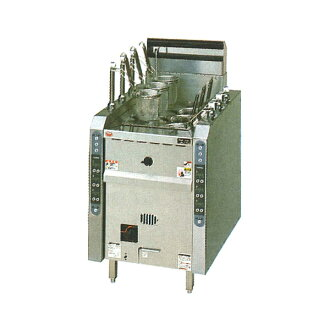 Maruzen gas cool cooks automatic boiled noodle machine width 600 x depth 700 × 800 (back + 150) height (mm) MRL-06C (old-:MRL-06B)