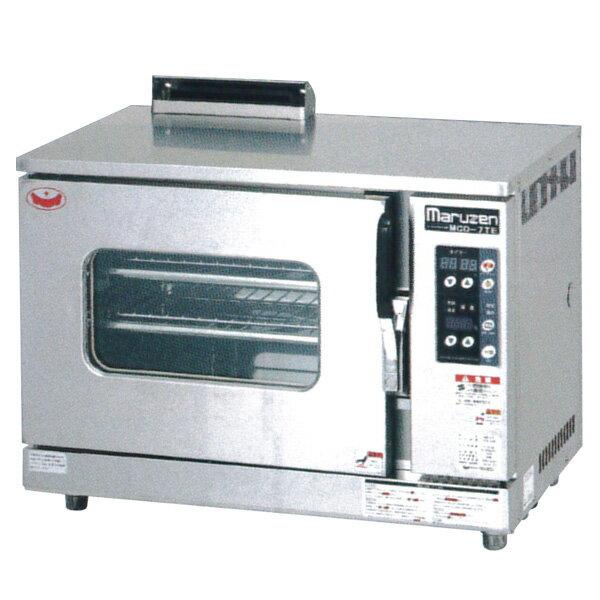新品:マルゼンガス式 ビックオーブン MCO-7TE