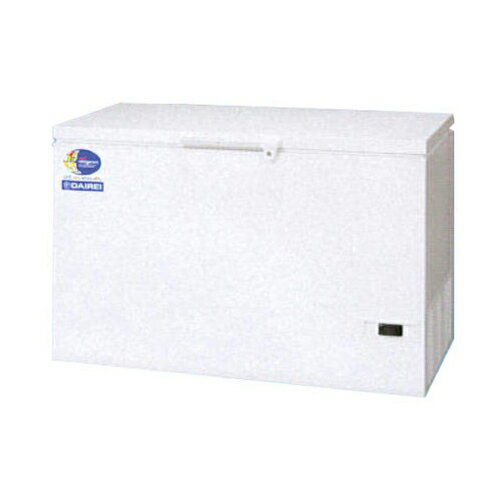 新品:ダイレイ 冷凍ストッカー DF-300Dスーパーフリーザー(-60℃タイプ)【 冷凍庫 】【 ダイレイ 冷凍庫 】【送料無料】