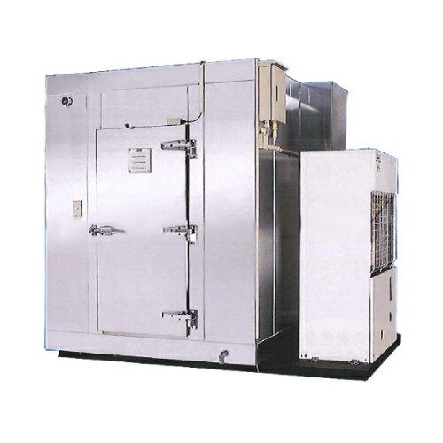 新品:ダイレイ プレハブ冷凍庫 -60℃ 1坪超低温無風冷凍機一体型タイプ【送料無料】