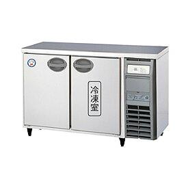 新品 福島工業(フクシマ)業務用横型冷凍冷蔵庫 コールドテーブル ユニット右置き仕様 1室冷凍タイプ幅1200×奥行600×高さ800(mm)YRC-121PM2-R
