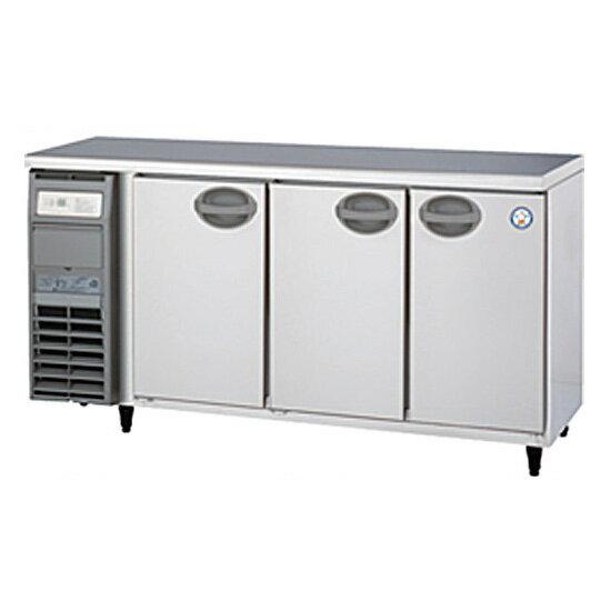 新品 福島工業(フクシマ)業務用横型冷蔵庫 コールドテーブル 扉均等割タイプ 325リットル幅1500×奥行600×高さ800(mm)YRC-150RE2-E