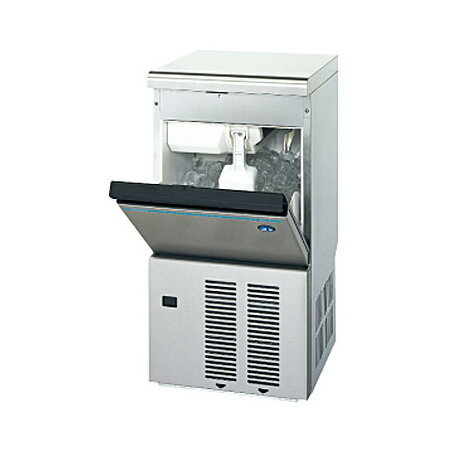 新品:ホシザキ 製氷機 IM-25M-1  キューブアイスメーカー アンダーカウンタータイプ 25kgタイプ 空冷式  【 ホシザキ 】 【 業務用 製氷機 】 【 送料無料 】